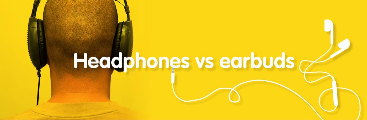 Headphones and earbuds - HEARsmart
