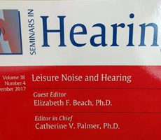 Leisure Noise and Hearing